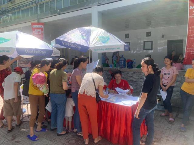 Sáng nay: Gần 1.000 trẻ được khám tim miễn phí tại Nghệ An - Ảnh 1.