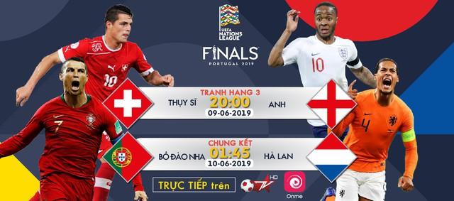 Chung kết UEFA Nations League: Bồ Đào Nha lên ngôi hay, Hà Lan xưng vương? - Ảnh 1.