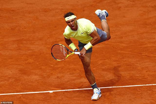 Rafael Nadal lần thứ 12 đăng quang tại Pháp mở rộng - Ảnh 4.