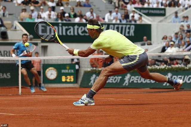 Rafael Nadal lần thứ 12 đăng quang tại Pháp mở rộng - Ảnh 3.
