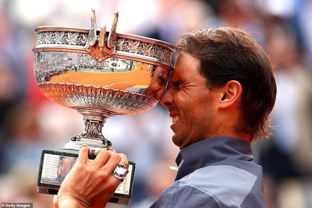 Rafael Nadal lần thứ 12 đăng quang tại Pháp mở rộng - Ảnh 5.