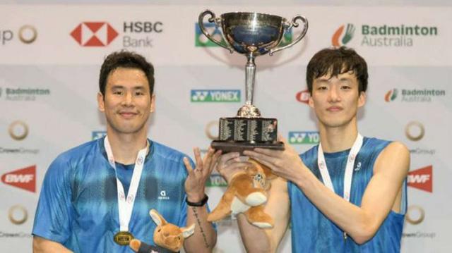 Chung kết giải cầu lông Australia mở rộng: Các tay vợt Trung Quốc chiếm ưu thế - Ảnh 2.