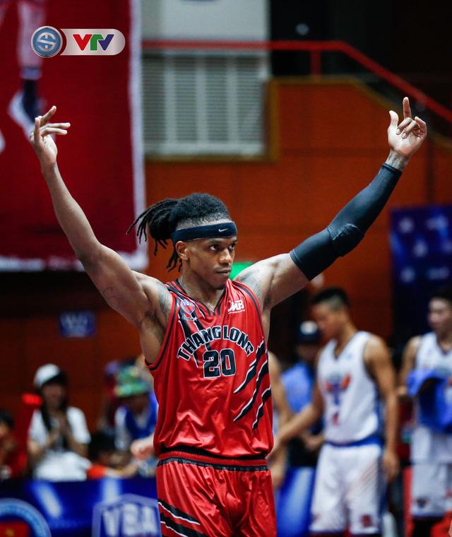 ẢNH: Thang Long Warriors có chiến thắng đầu tiên tại VBA 2019 - Ảnh 15.