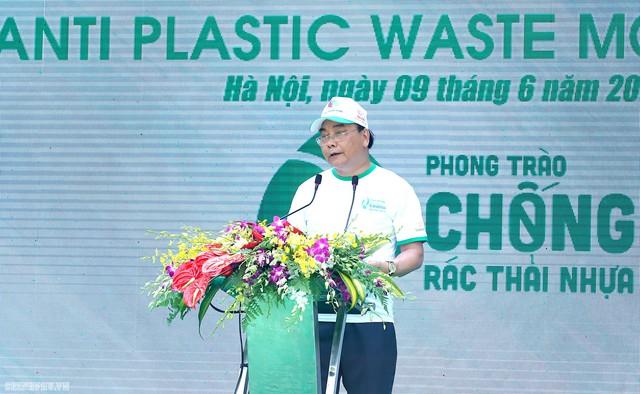 Thủ tướng kêu gọi không sử dụng đồ nhựa dùng một lần - Ảnh 1.