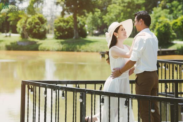 Đan Lê tung bộ ảnh ngọt ngào bên chồng, bật mí mối tình hơn 20 năm với Khải Anh - Ảnh 8.