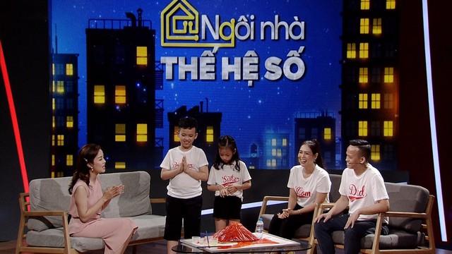 """Ngôi nhà thế hệ số: Tổ ấm hạnh phúc của Hà Hương """"Chị Nguyệt thảo mai"""" - Ảnh 3."""