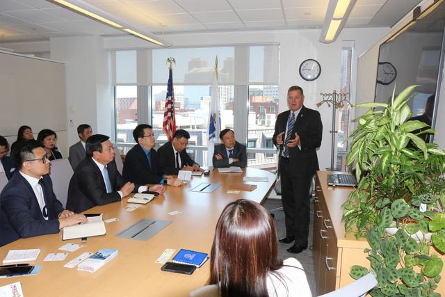 Việt Nam - Mỹ tăng cường hợp tác nghiên cứu tư vấn chính sách - Ảnh 1.