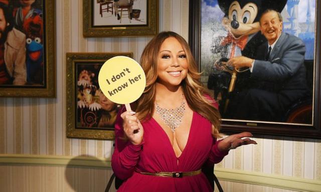 Diva số 1 thế giới Mariah Carey tiếp tục mỉa mai hậu bối - Ảnh 3.