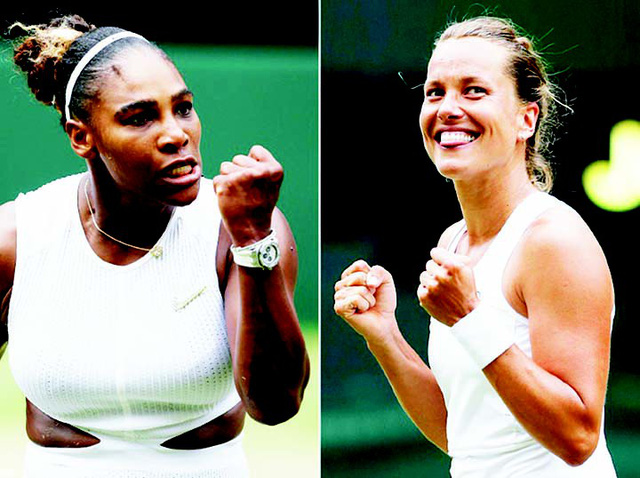 Lịch thi đấu bán kết đơn nữ Wimbledon 2019: Svitolina – Simona Halep, Serena Williams – Strycova - Ảnh 2.