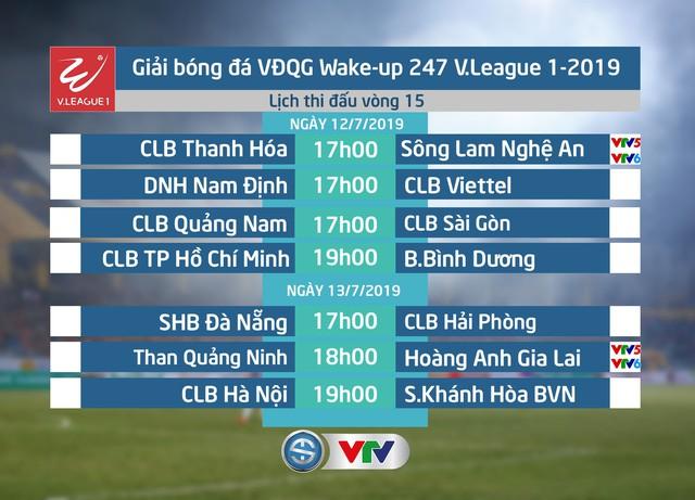 CLB Thanh Hóa - Sông Lam Nghệ An: Top 4 về tay ai? (17h00, trực tiếp trên VTV5, VTV6) - Ảnh 3.