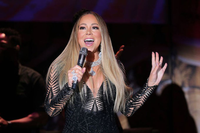 Diva số 1 thế giới Mariah Carey tiếp tục mỉa mai hậu bối - Ảnh 1.