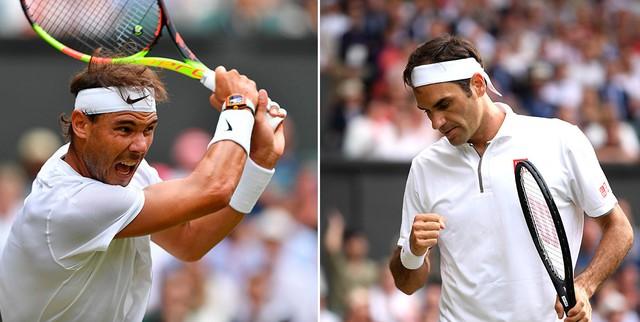 Wimbledon 2019: Nadal đủ tự tin để chiến thắng trước Federer! - Ảnh 2.