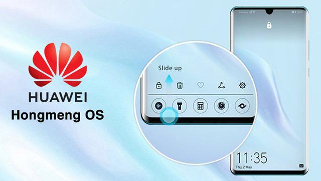 Huawei rục rịch chuẩn bị tung hệ điều hành mới - Ảnh 1.