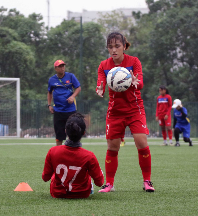 Đại sứ quán Hàn Quốc hỗ trợ và tạo điều kiện thuận lợi cho chuyến tập huấn của ĐT U19 nữ Việt Nam - Ảnh 2.