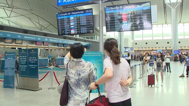 Hàng không Việt Nam tăng trưởng chậm lại - Ảnh 1.