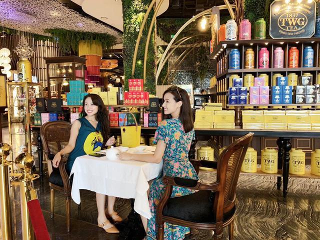 Lã Thanh Huyền vi vu Bangkok cùng cạ cứng MC Thanh Vân Hugo - Ảnh 8.