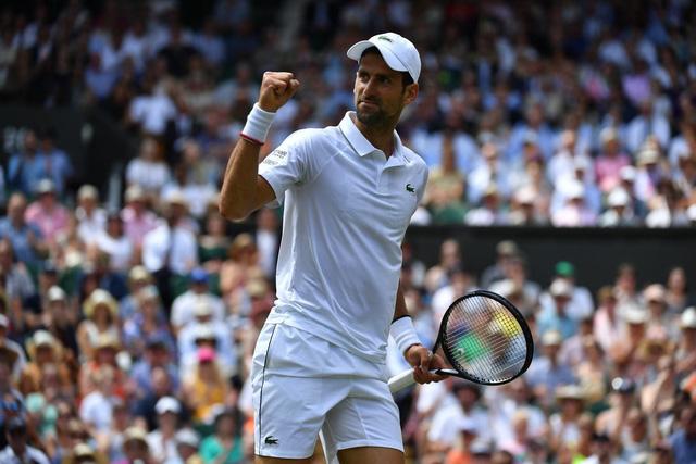 170 phút kịch tính, Novak Djokovic tiến vào chung kết Wimbledon 2019 - Ảnh 2.