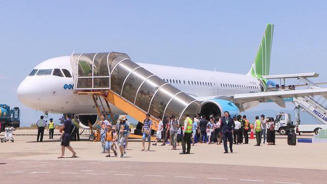 Bamboo Airways đón hành khách thứ 1 triệu - Ảnh 1.