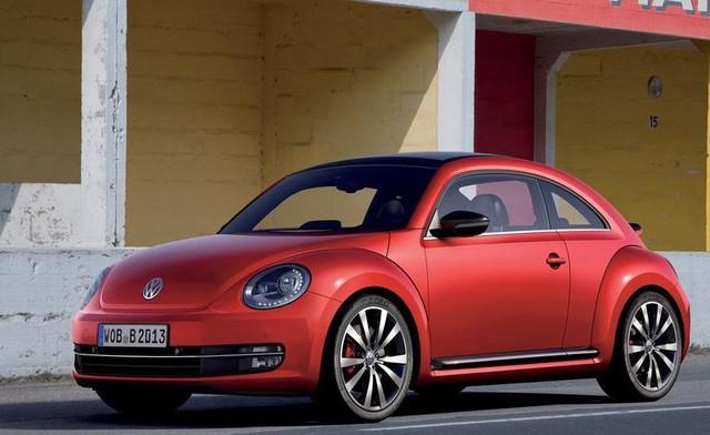 Volkswagen chính thức dừng sản xuất con bọ Beetle - Ảnh 5.
