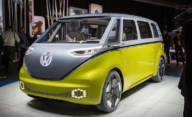 Volkswagen chính thức dừng sản xuất con bọ Beetle - Ảnh 6.