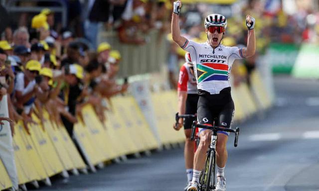 Daryl Impey thắng chặng 9 Tour de France - Ảnh 1.