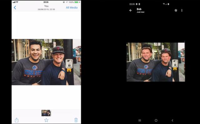 WhatsApp, Telegram dính lỗi bảo mật cho phép tin tặc thay đổi nội dung hiển thị - Ảnh 2.