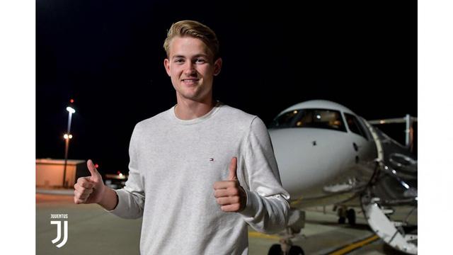 Matthijs de Ligt tới Italia kiểm tra y tế, chuẩn bị gia nhập Juventus - Ảnh 5.