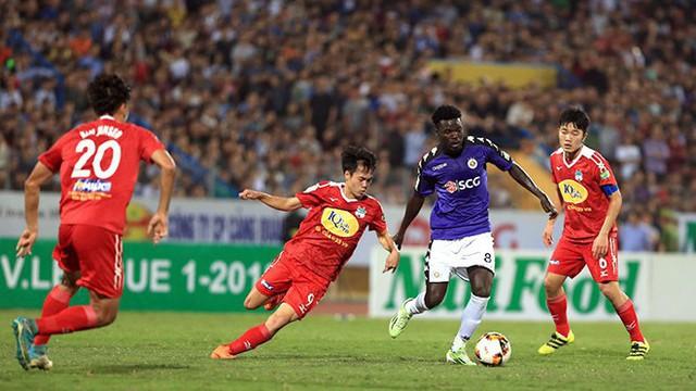 CLB Hà Nội - Hoàng Anh Gia Lai: Chờ đợi tiệc bóng đá tấn công (19h00 ngày 17/7) - Ảnh 2.