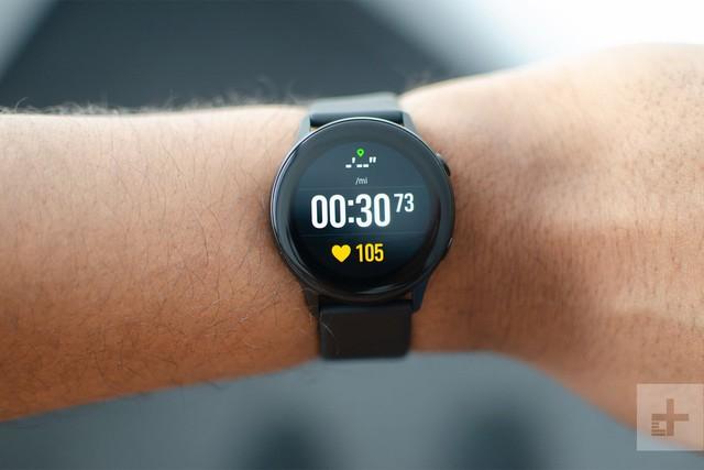 Tính năng điện tim đồ sẽ chỉ có trên Galaxy Watch Active vào năm 2020 - Ảnh 1.