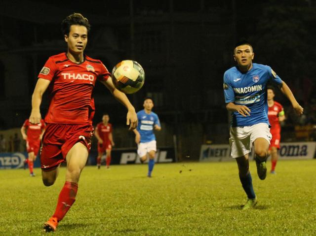 CLB Hà Nội - Hoàng Anh Gia Lai: Chờ đợi tiệc bóng đá tấn công (19h00 ngày 17/7) - Ảnh 1.