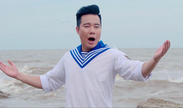 """Sao mai Nhật Huyền vào vai… mẹ Xuân Hảo trong MV """"Nơi ấy là Trường Sa"""" - Ảnh 3."""