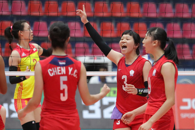 Giải bóng chuyền nữ U23 châu Á, U23 Việt Nam - U23 Đài Bắc Trung Hoa: Quyết thắng giành lợi thế (20h ngày 17/7) - Ảnh 1.