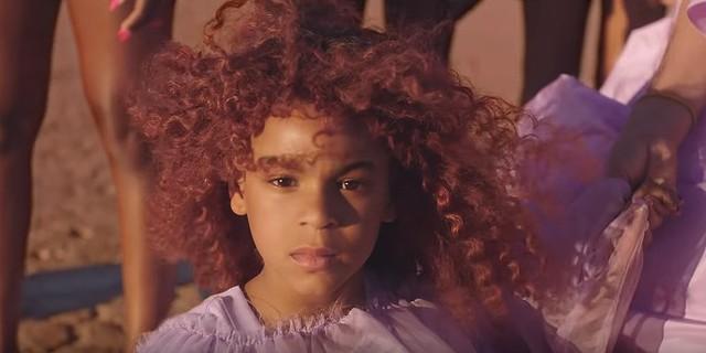 Beyonce rủ con gái quay chung MV  - Ảnh 1.