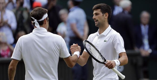 Cuộc đua Grand Slam: Djokovic đang giành pole trước Federer và Nadal - Ảnh 3.