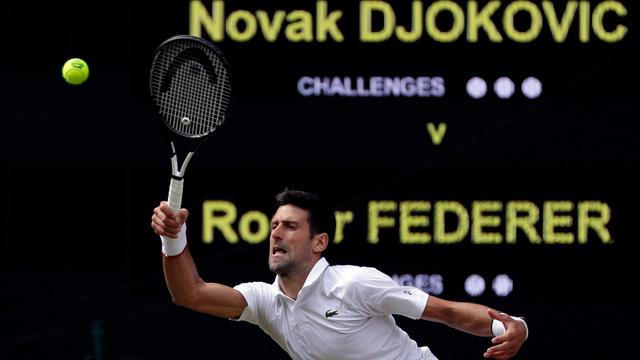 Cuộc đua Grand Slam: Djokovic đang giành pole trước Federer và Nadal - Ảnh 1.