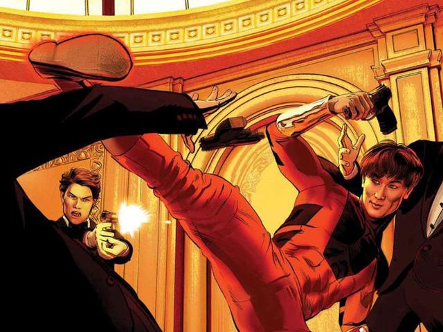 Marvel vẫn chưa chọn được diễn viên cho vai siêu anh hùng châu Á - Ảnh 1.