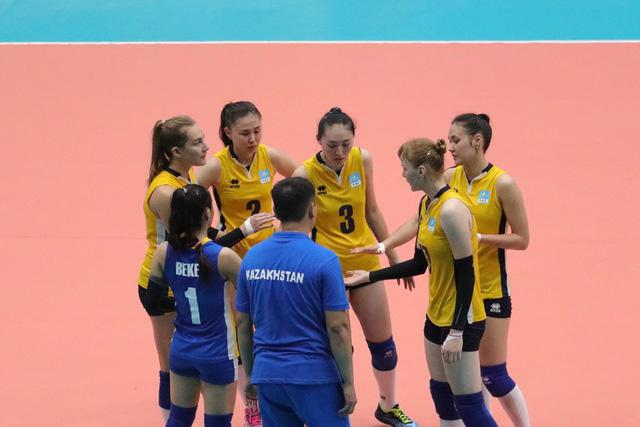 Giải bóng chuyền nữ U23 châu Á, U23 Việt Nam – U23 Kazakhstan: Thẳng tiến vào bán kết (20h, 19/7) - Ảnh 1.