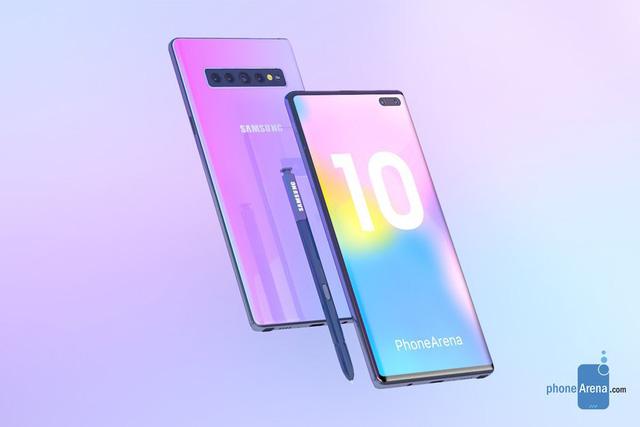 Samsung chính thức xác nhận Galaxy Note 10 ra mắt vào ngày 7/8 - Ảnh 2.