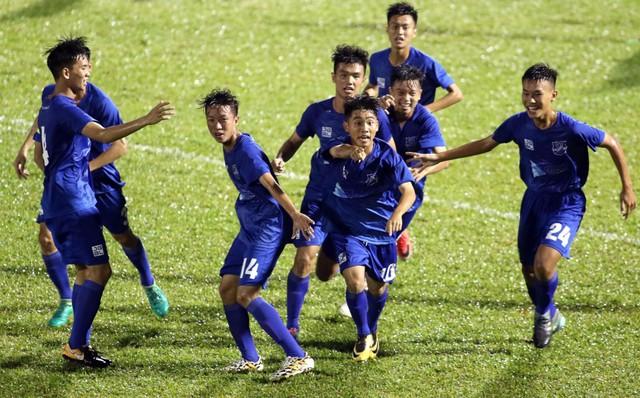 VCK U17 Quốc gia 2019: Thanh Hóa và B.Bình Dương bất phân thắng bại - Ảnh 2.
