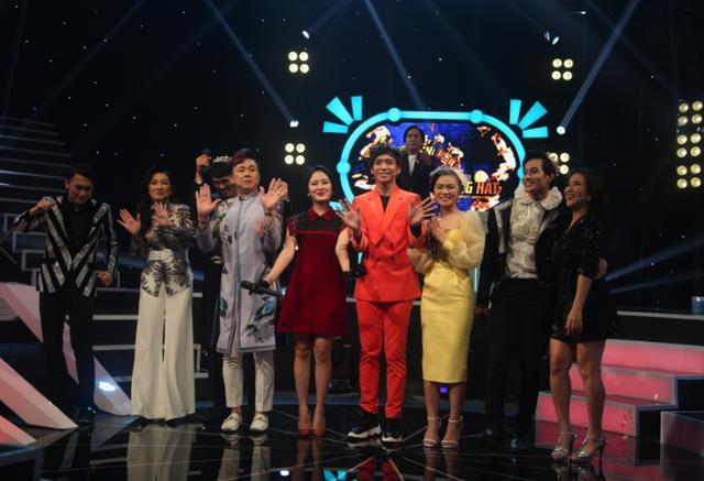 """Dàn nghệ sĩ Việt cạnh tranh nảy lửa để """"đấu giá"""" giọng hát trong mơ - Ảnh 1."""