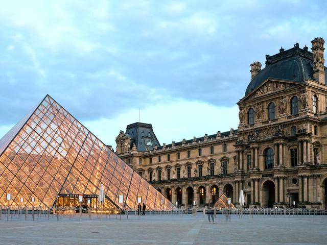 Top 15 bảo tàng nổi tiếng nhất thế giới - Ảnh 1.