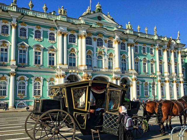 Top 15 bảo tàng nổi tiếng nhất thế giới - Ảnh 14.