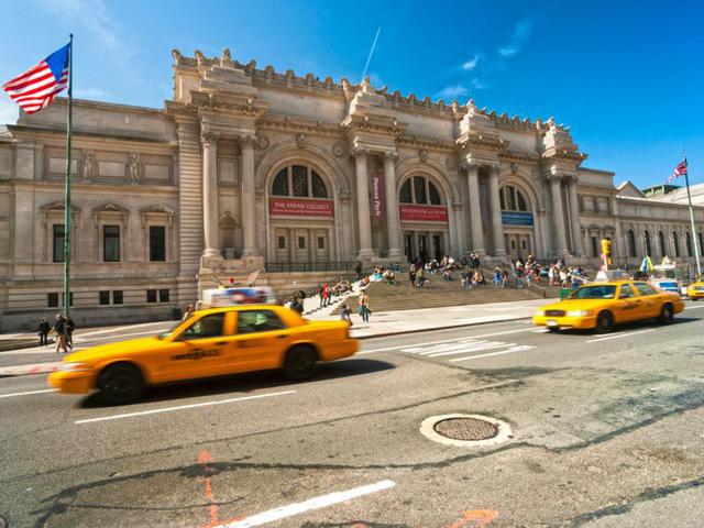 Top 15 bảo tàng nổi tiếng nhất thế giới - Ảnh 3.