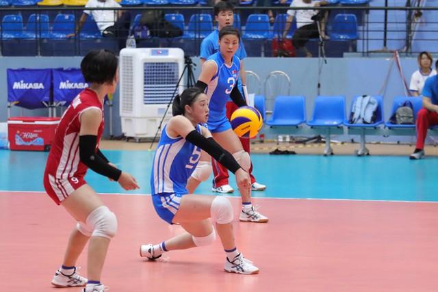 Giải bóng chuyền nữ U23 châu Á 2019, U23 Việt Nam – U23 CHDCND Triều Tiên: Mơ về chung kết (17h30, 20/7) - Ảnh 1.
