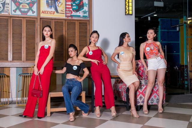 40 thí sinh Miss World Vietnam đến Đà Nẵng bắt đầu vòng Chung kết toàn quốc - Ảnh 4.
