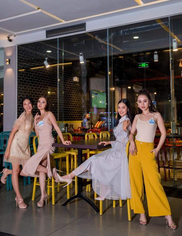 40 thí sinh Miss World Vietnam đến Đà Nẵng bắt đầu vòng Chung kết toàn quốc - Ảnh 6.