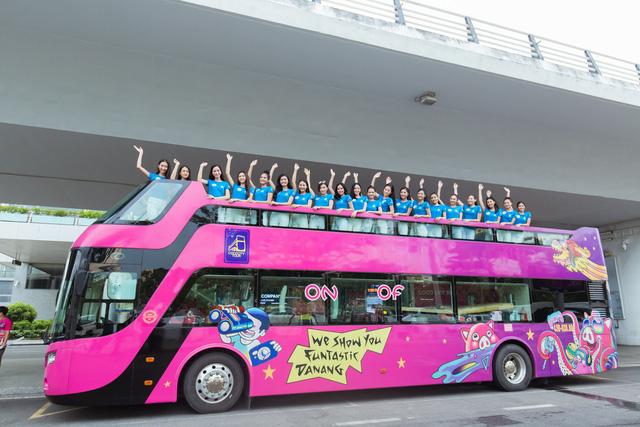 40 thí sinh Miss World Vietnam đến Đà Nẵng bắt đầu vòng Chung kết toàn quốc - Ảnh 2.