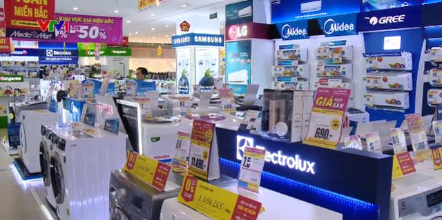 Người Việt vay trả góp chủ yếu để mua đồ điện tử, gia dụng - Ảnh 2.