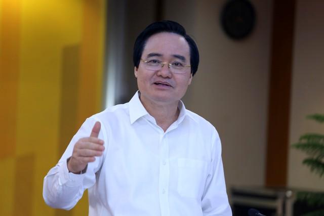 """Bộ trưởng Phùng Xuân Nhạ: """"Không thể chậm trễ hơn trong nâng cao chất lượng dạy và học tiếng Anh"""" - Ảnh 3."""
