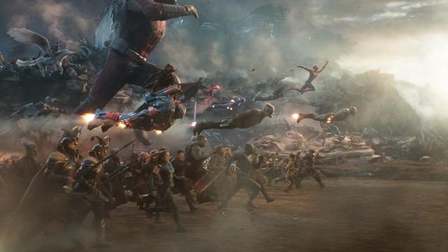 Disney chúc mừng Avengers: Endgame phá kỷ lục, hứa hẹn về tương lai MCU và Avatar - Ảnh 1.